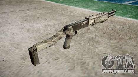 Ружье Franchi SPAS-12 Benjamins para GTA 4 segundos de pantalla