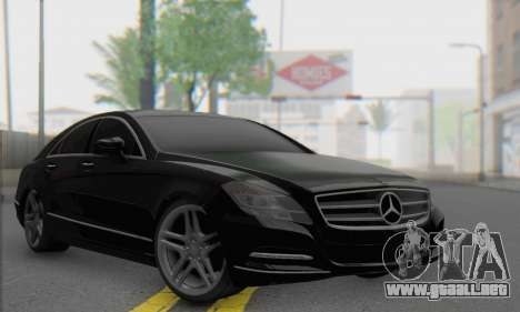 Mercedes-Benz CLS 63 para GTA San Andreas