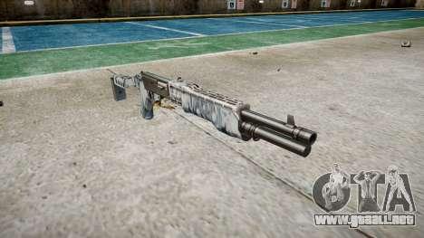 Ружье Franchi SPAS-12 Cráneos para GTA 4