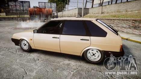 VAZ-2109 BRAZO para GTA 4 left