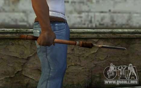 Los Zapadores De La Pala (Battlefield: Vietnam) para GTA San Andreas tercera pantalla