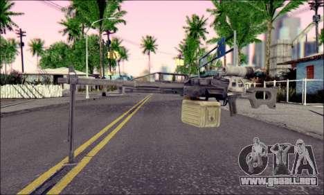 Panel de Control Pecheneg (ArmA 2) para GTA San Andreas