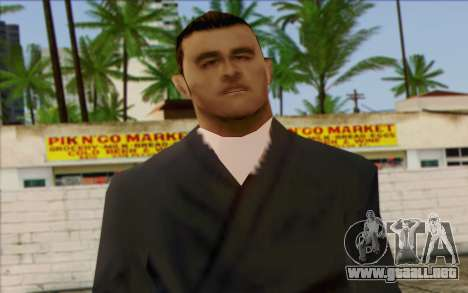 Miembro del pelotón de IA Piel 4 para GTA San Andreas tercera pantalla