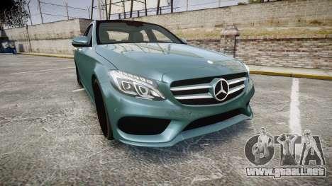 Mercedes-Benz C250 para GTA 4