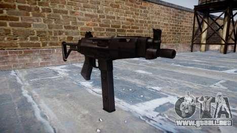 Pistola Taurus MT-40 buttstock2 icon1 para GTA 4