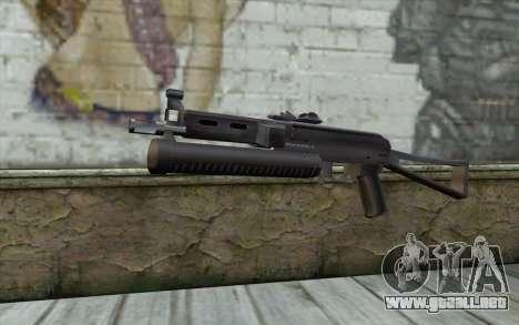 ПП-19 de Armas de fuego para GTA San Andreas