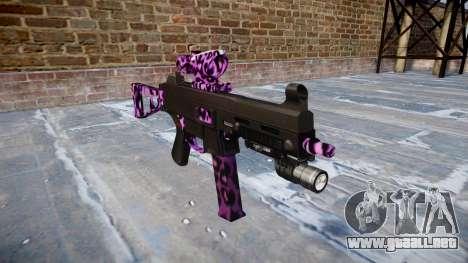 Pistola de UMP45 Party Rock para GTA 4
