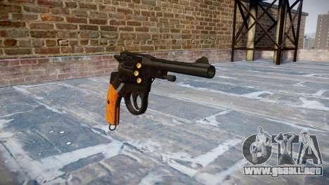 El Revólver Nagant M1895 para GTA 4
