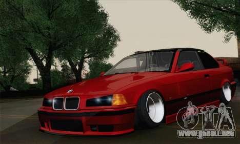BMW M3 E36 Tuned para GTA San Andreas