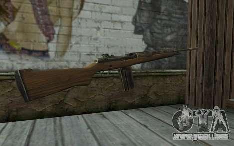 M14 from Battlefield: Vietnam para GTA San Andreas segunda pantalla