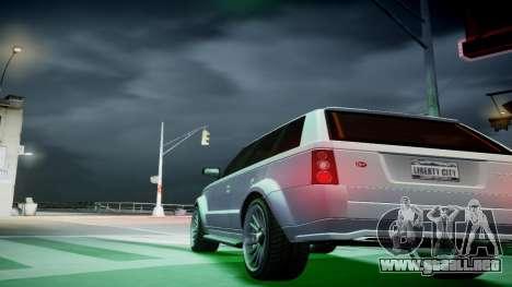 CGE Red Sky Fix v2.01 para GTA 4 segundos de pantalla