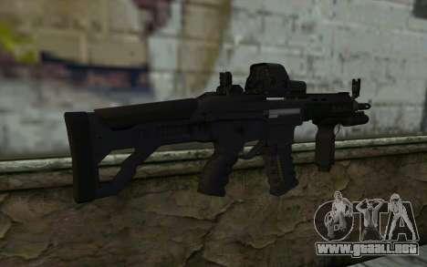 LK-05 v3 para GTA San Andreas segunda pantalla