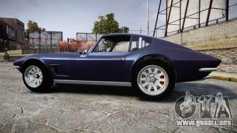 GTA V Invetero Coquette Classic para GTA 4 left
