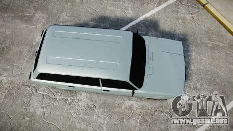 VAZ-2104 hooligan estilo de azerbaiyán para GTA 4 visión correcta