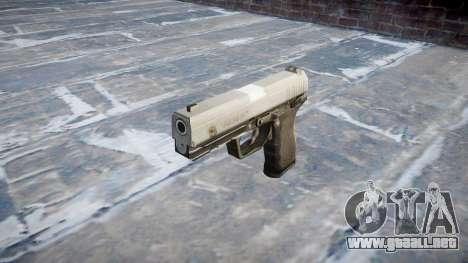 Pistola Taurus 24-7 titanio icon2 para GTA 4