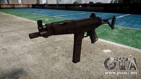Pistola Taurus MT-40 buttstock2 icon4 para GTA 4
