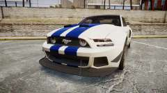 Ford Mustang GT 2014 Custom Kit PJ2 para GTA 4