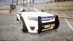 GTA V Cheval Fugitive LS Liberty Police [ELS] para GTA 4