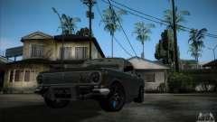 GAS 24 para GTA San Andreas