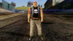 Biker from GTA Vice City Skin 1 para GTA San Andreas