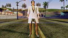 Metal Gear Solid 4 Naomi Hunter para GTA San Andreas