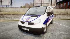 Renault Trafic Police Nationale