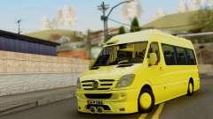 Mercedes-Benz Sprinter Eyüp Caducado para GTA San Andreas