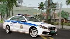 Mercedes-Benz E63 AMG 2014 ДПС