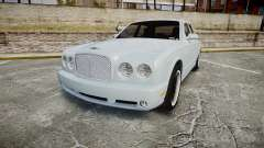 Bentley Arnage T 2005 Rims1 Chrome