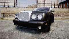 Bentley Arnage T 2005 Rims2 Chrome para GTA 4