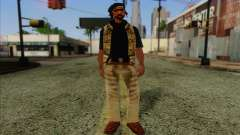 Yardies from GTA Vice City Skin 2 para GTA San Andreas