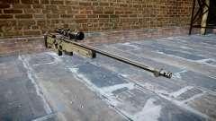 Sniper rifle L96A1 Magnum