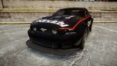 Ford Mustang GT 2014 Custom Kit PJ4