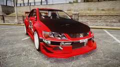 Mitsubishi Lancer Evolution IX Fast and Furious para GTA 4