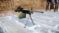 Luz ametralladora M249 SAW