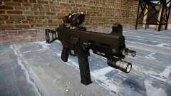 Pistola de UMP45 Kryptek Peleas para GTA 4