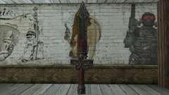 Sword from World of Warcraft para GTA San Andreas
