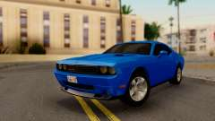 Dodge Challenger SXT Plus 2013 para GTA San Andreas