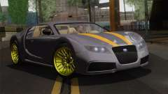 GTA 5 Adder (IVF) para GTA San Andreas
