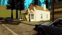 Nueva casa de CJ en Angel Pine