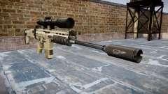 Rifle Mk 17 CICATRIZ-H