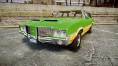 Oldsmobile Vista Cruiser 1972 Rims2 Tree6 para GTA 4