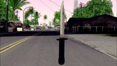 Knife from Death to Spies 3 para GTA San Andreas