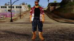 Cartel from GTA Vice City Skin 1 para GTA San Andreas