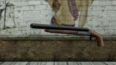 Sawn Off Shotgun from Beta Version para GTA San Andreas