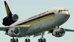 McDonnell Douglas DC-10-30 Singapore Airlines