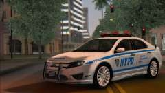 Ford Fusion NYPD v2.0