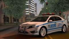 Ford Fusion NYPD v2.0 para GTA San Andreas