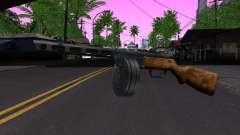 Pistola De Shpagina
