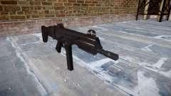 Pistola de SMT40 con la culata icon1 para GTA 4